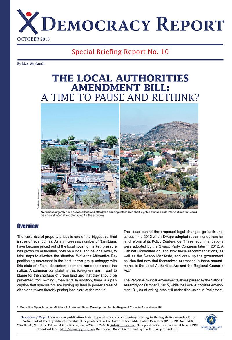 Local-Authorities-Amendment-Bill