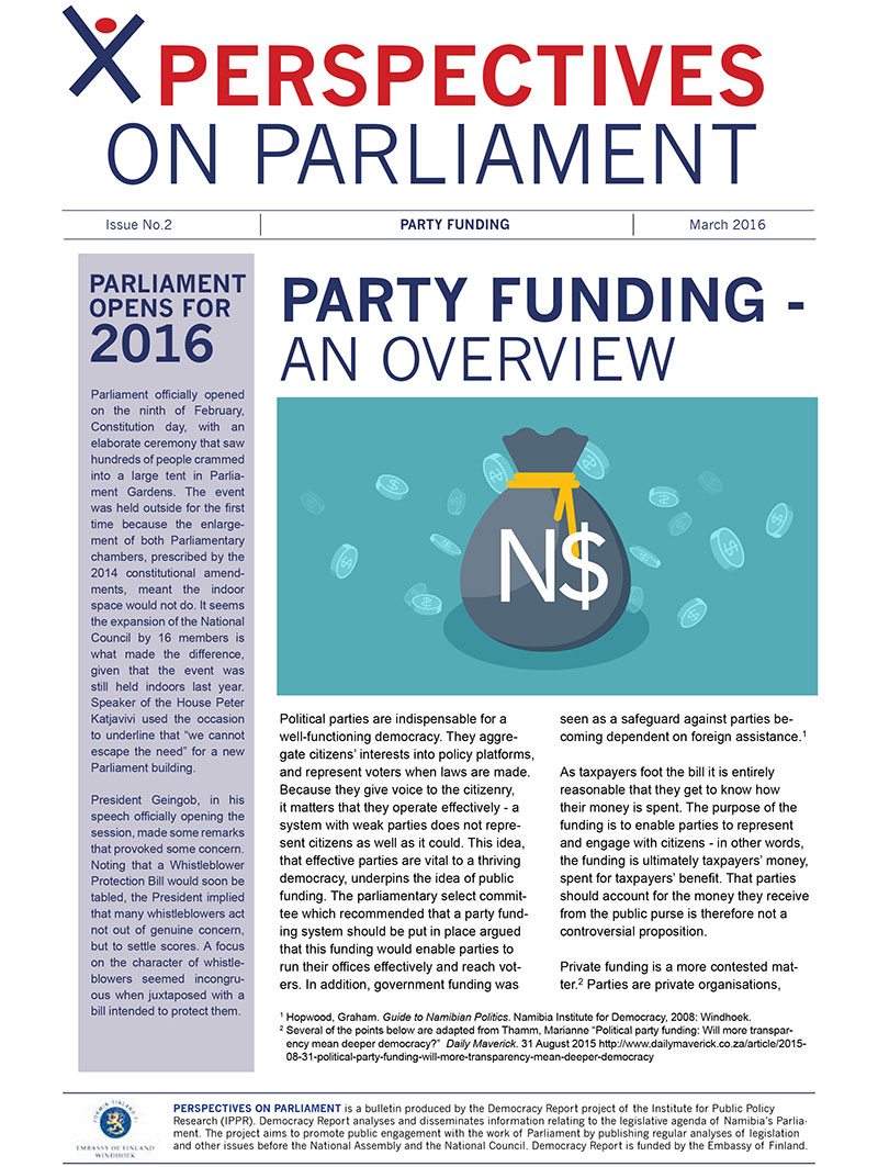 Party-Funding